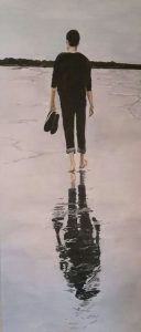 kunstenaar Rene Joustra